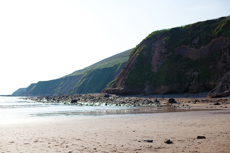 Saunton beach, North Devon