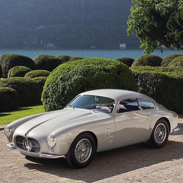 1956 Maserati AG/54 2000 Berlubetta Zagato Maintenance of old vehicles: the material for new cogs/casters/gears could be cast polyamide which I (Cast polyamide) can produce
