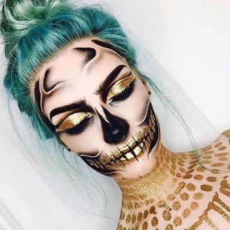 De meest mind blowing Halloween make-up