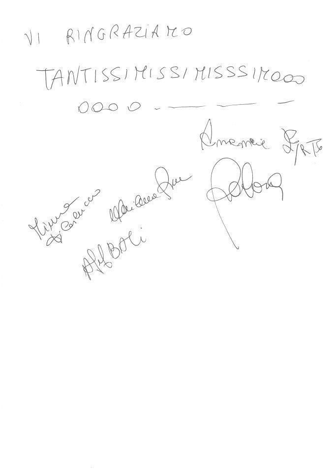MyCli Academy, 16-17 Aprile 2012, Treviso - Lettera aperta a MyCli... ;) Grazie a voi care skin care!