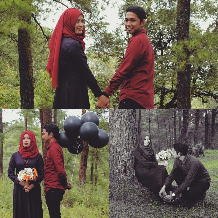 Forest prewedding