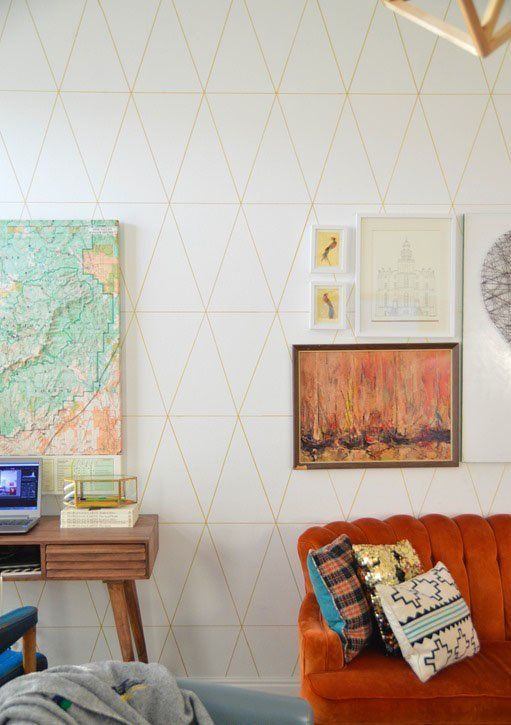 10 Ways to Makeover Your Home with Just a Sharpie! | Apartment Therapy