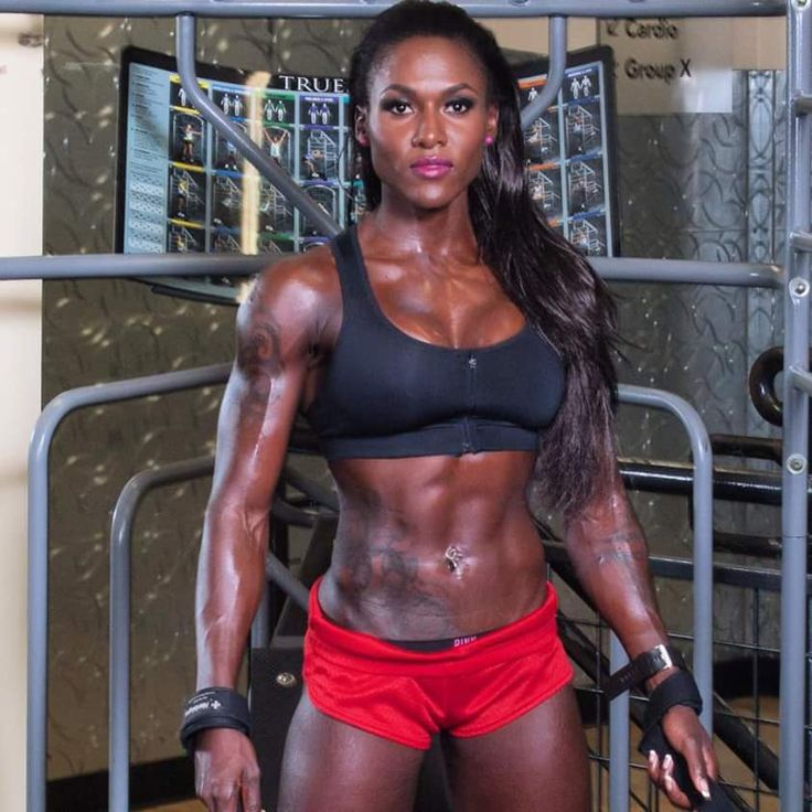 105 best images about Fit An Muscular Black Girls on