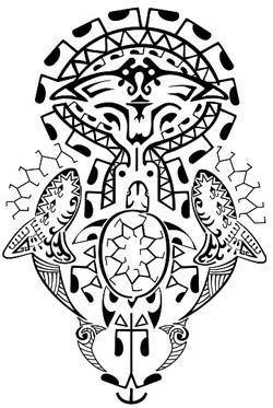 Moko maorí