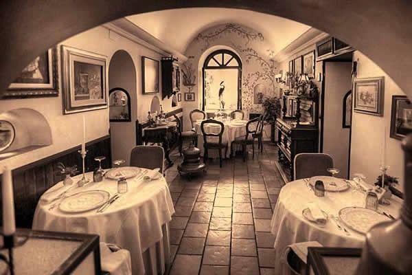 Ristorante L Antica Trattoria Sorrento Italy Sorrento Restaurant Sorrento Italia Toscana Italia Firenze