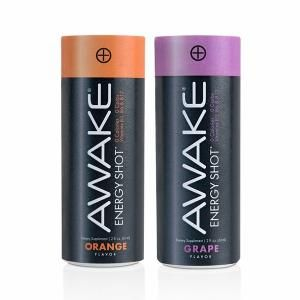 Awake Energy Shot  Want something to kickstart you in the morning? Need help staying sharp during the day?