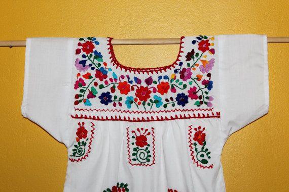 12-24 Monate  bunte Baby / Kleinkind mexikanische von RanchoAlpino