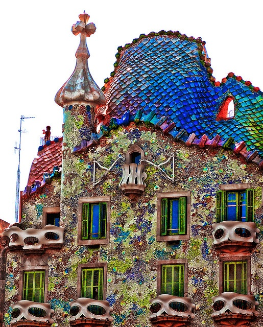 797 best antonio gaudi images on pinterest barcelona spain antoni gaudi and monuments. Black Bedroom Furniture Sets. Home Design Ideas