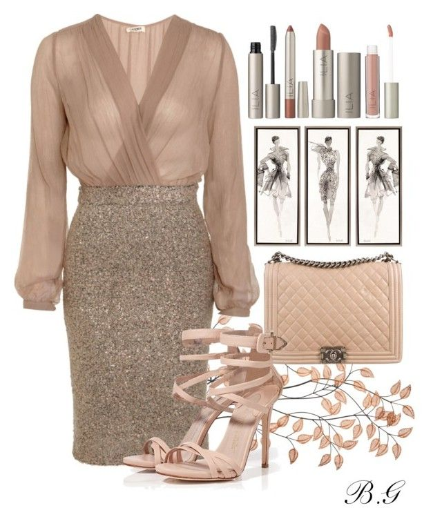 Autumn Nudes by brookey-g on Polyvore