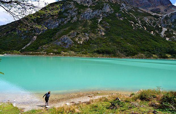 Lagoa Esmeralda, Ushuaia - Patagônia Argentina;
