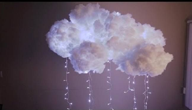 Cotton Ball Paper Lantern – Adorable Cloud Light For Happy Events | DIY Worthy