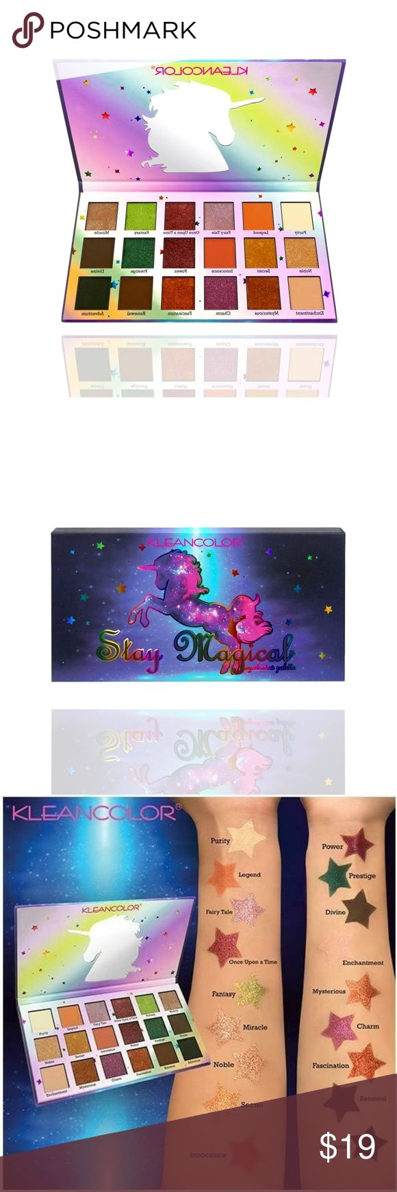Stay Magical Eyeshadow Palette Boutique (With images