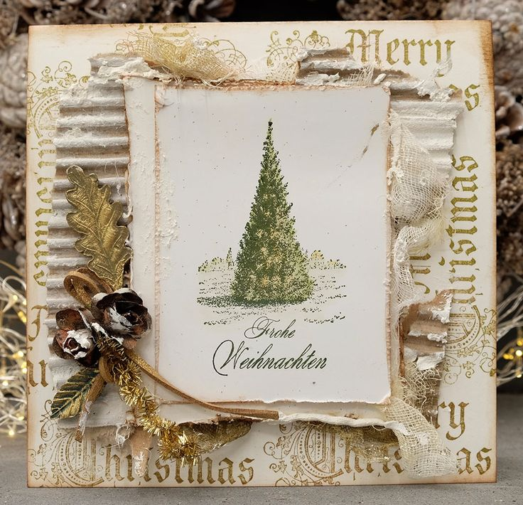 LaBlanche :: Stempelset Merry Christmas