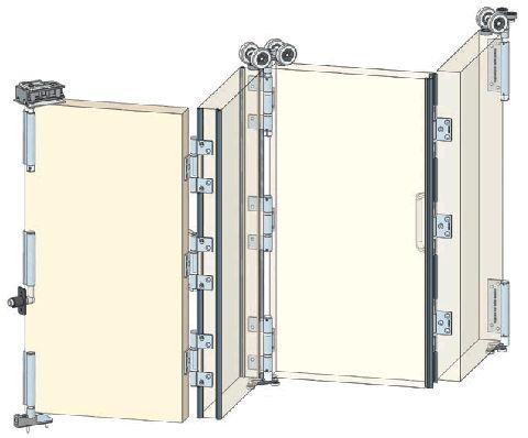 Folding Door Hardware Information