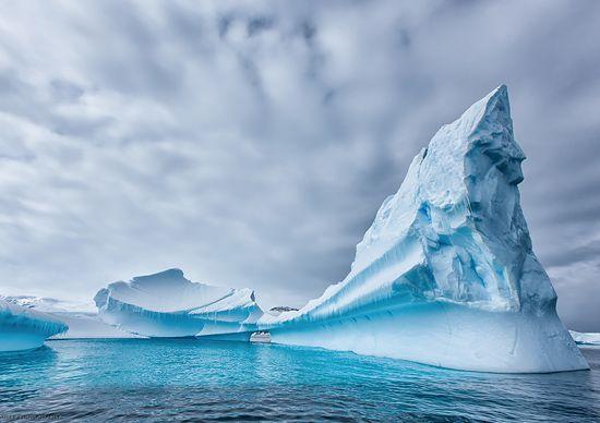 Icebergs: Photos by Martin Bailey | Inspiration Grid | Design Inspiration