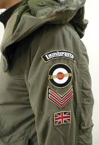 mod parka badges - Google Search