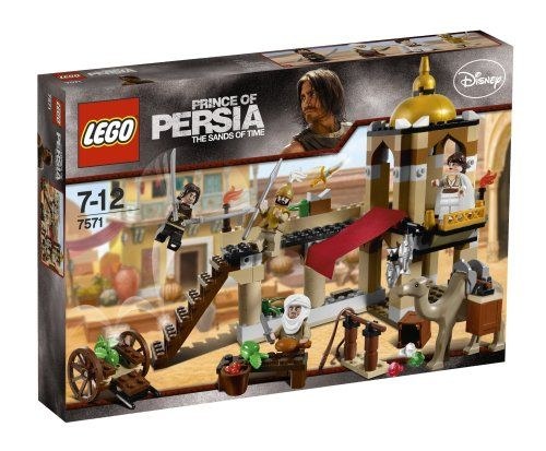 LEGO 7571 Prince of Persia Fight for the Dagger * Want additional info? Click on the image.