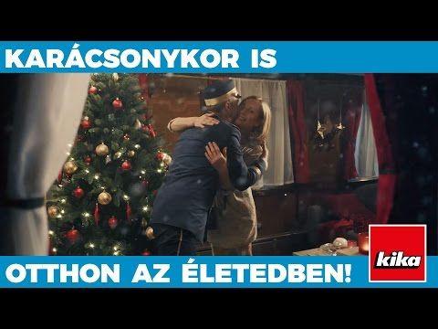 Karácsonykor is Otthon az életedben!   Kika Magyarország - YouTube