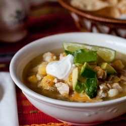 Chicken Tomatillo Soup   Foodies   Pinterest   Soups, Chicken and ...
