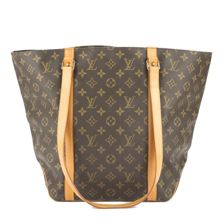 Louis Vuitton Monogram Sac Shopping Tote (Authentic Pre Owned) - 3001015   Luxe Designer House