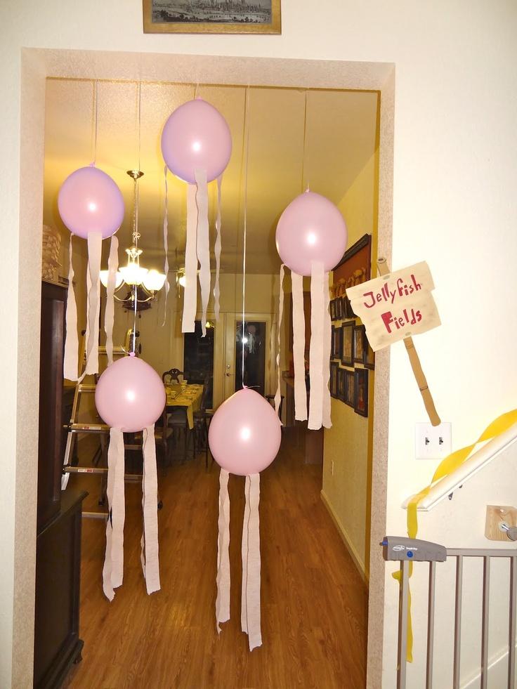 Welcome to the Krazy Kingdom: Lorien's Spongebob Birthday Party