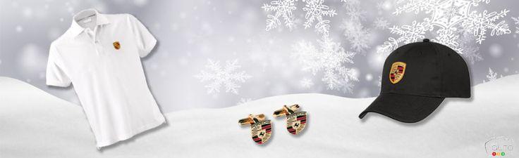 #Porsche accessories make for a unique Christmas gift   Car News   Auto123