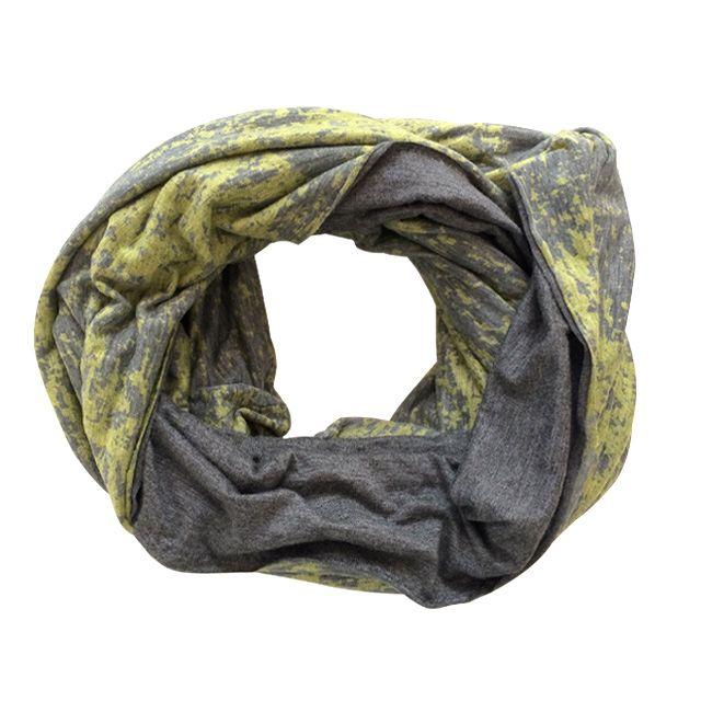 Limited Edition NYC scarfs | Loop Scarf | NYC - MOOD Fabric | Grey-Yellow #gybellaroundtheworld #gybellwithme #ilovegybell #mygybell #fashionhandmade #female #male #accessory #scarf #love #fashion #stylish #sporty #readytowear