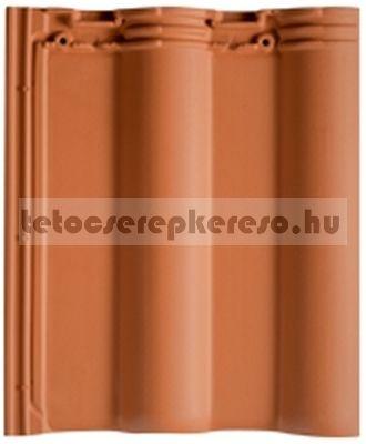 Creaton Maxima természetes vörös tetőcserép akciós áron a tetocserepkereso.hu ajánlatában