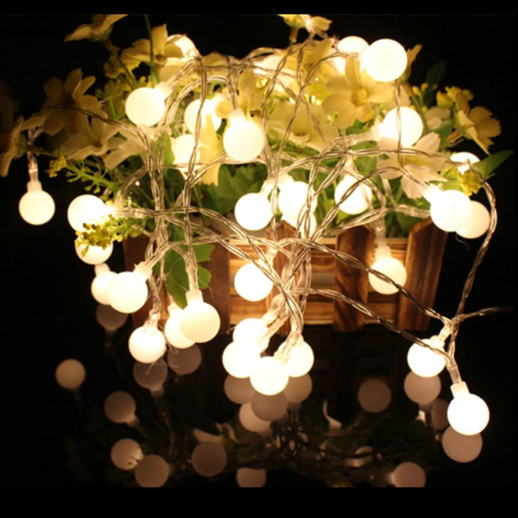Outdoor String Lights John Lewis: Best 25+ Battery Operated Christmas Lights Ideas On