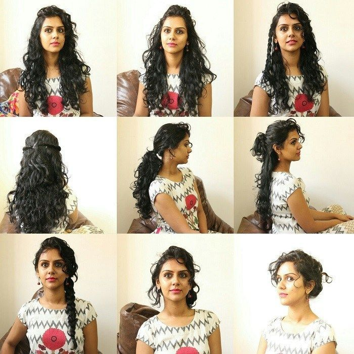 Summer Evening Makeup Tips Curly Hair Styles Curly Hair Styles Naturally Curly Hair Tips