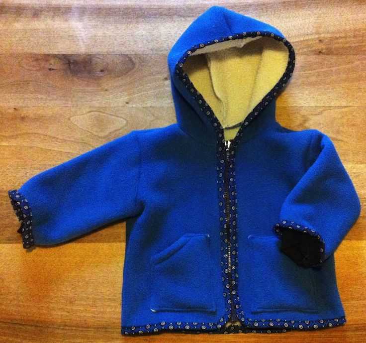 for Matthieu Baby Fleece with Shwe-shwe