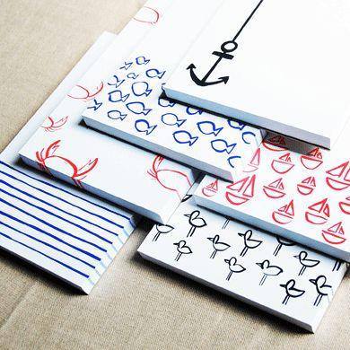 simple diy 6x canvas idea for nautical kids room