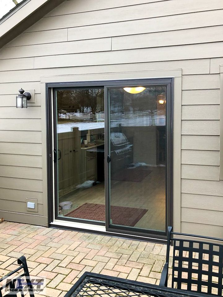 Patio Season Will Soon Be Upon Us Make Sure To Get Those Installations Scheduled For Your Own Tailored Experience This Marvin Patio Door In 2020 Marvin Doors