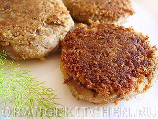Вегетарианский рецепт постных чечевичных котлет