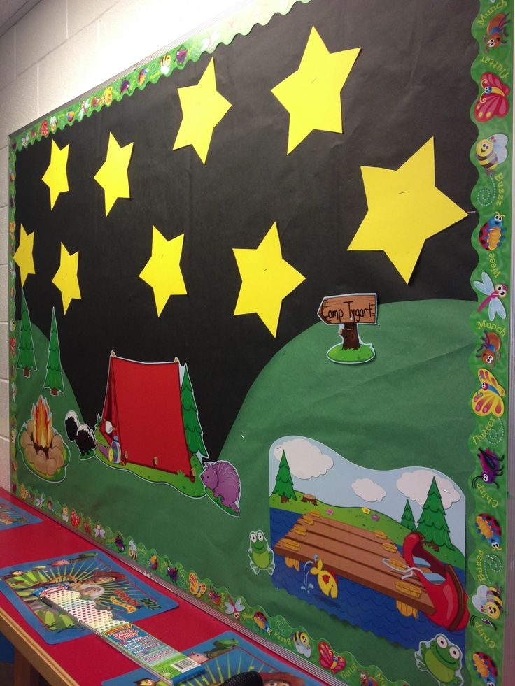 Camping Classroom... Camping Under The Stars | Teacher ...
