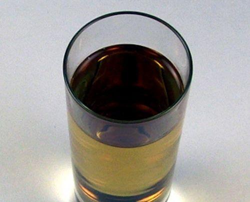Warp Core Breach Drink Recipe: Goldschlager, Jack Daniels, Tequila