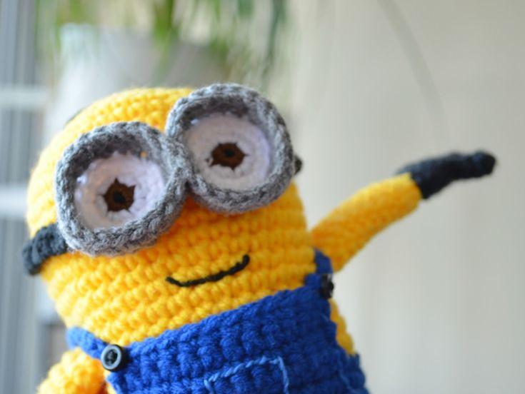 21 mejores imágenes de Minions en Pinterest | Artesanías, Llaveros y ...
