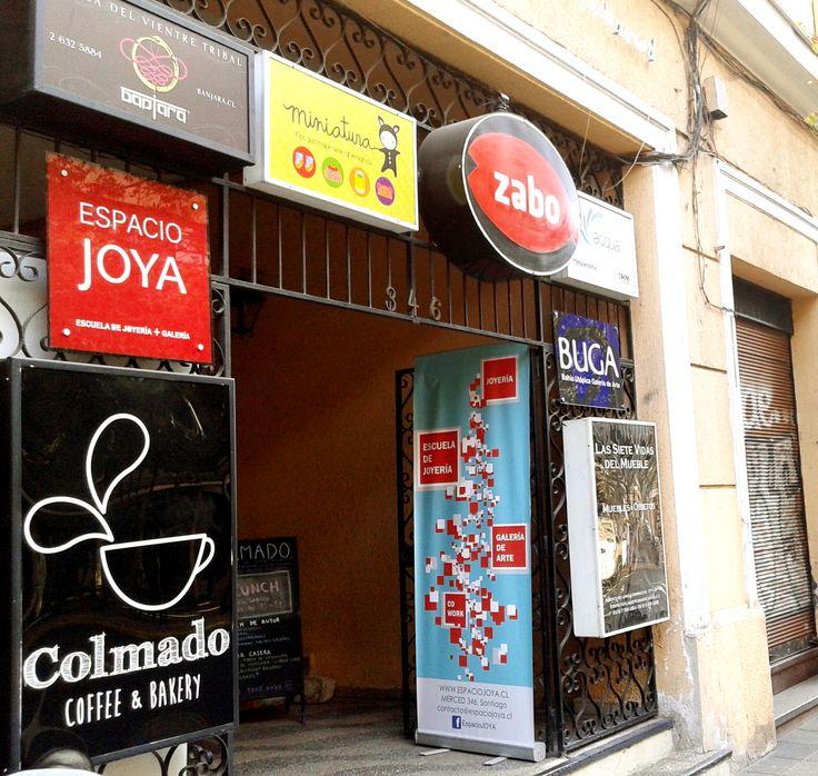 Espacio Joya en Barrio Lastarria, Metropolitana de Santiago de Chile