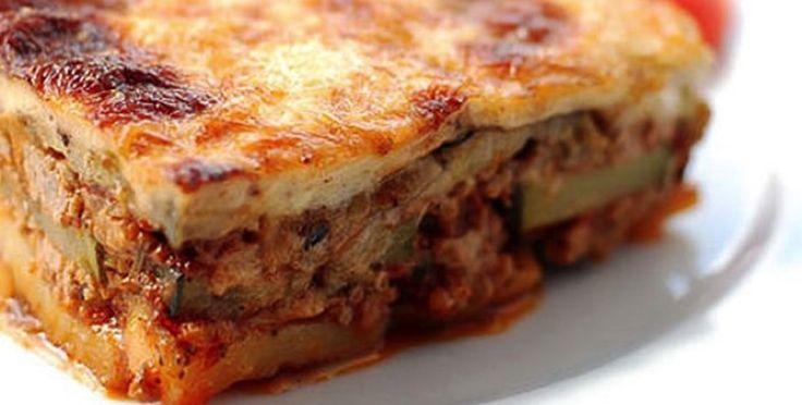Recept: Griekse moussaka! | Budgi