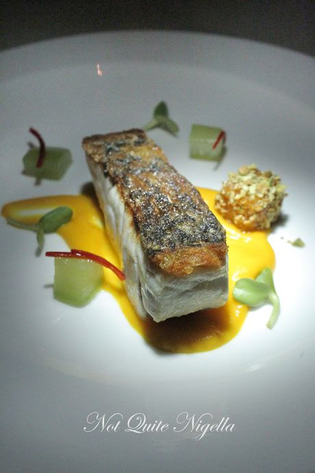 Maze Restaurant, Gordon Ramsay, Melbourne @ Not Quite Nigella