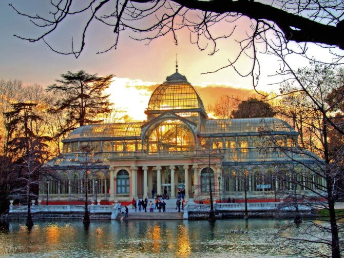 Top 20 things to do in Madrid: Palacio de Cristal
