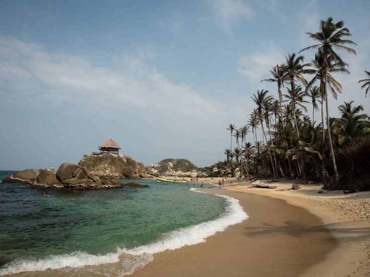 We didn't have planned to travel to the north of Colombia yet, but the idea came…
