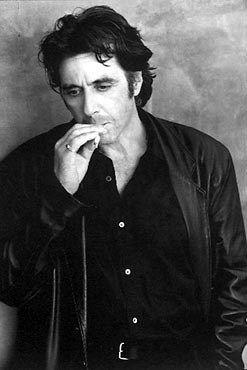 Al Pacino...his acting is amazing!  LOVE him :)