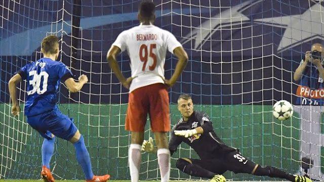Salzburg 1-2 Dinamo Zagreb - Highlights and all Goals 24/08/2016 Soccer Highlights 2016