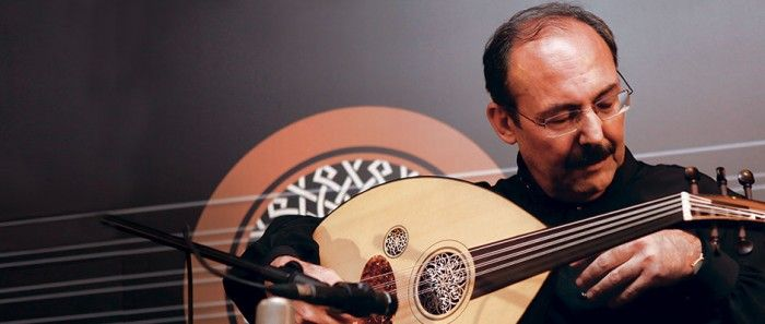 Necati Çelik: I was born playing the #Oud