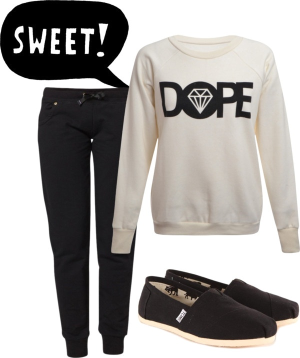 """Lazy Outfit-Chloe"" by the-anongroup ❤ liked on Polyvore"