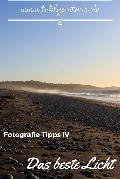 #Fotografietipps: Strahlend blauer Himmel und die #Sonne lacht. Wer bevorzugt dieses Wetter nicht im #Urlaub? Aber welches ist das beste Licht zum #Fotografieren?