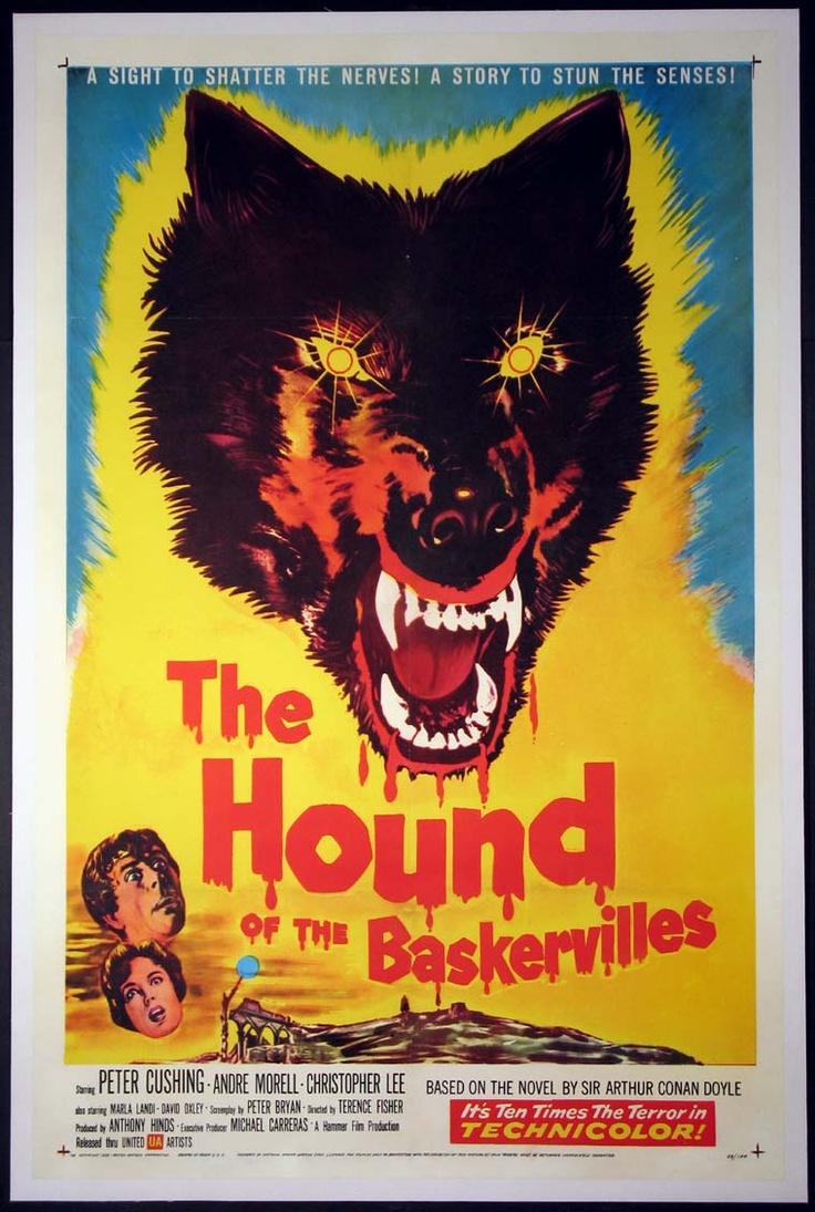 The Hound of the Baskervilles (1959) (Terence Fisher)
