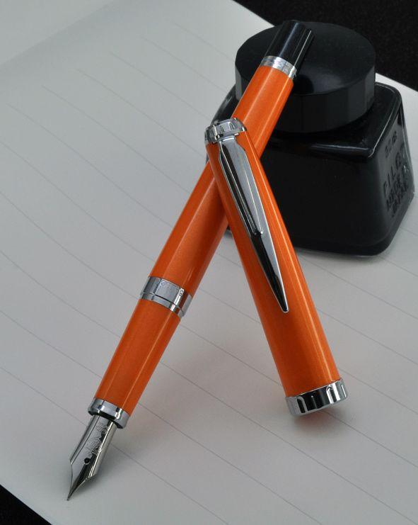 Sailor Reglus Orange Fountain Pen