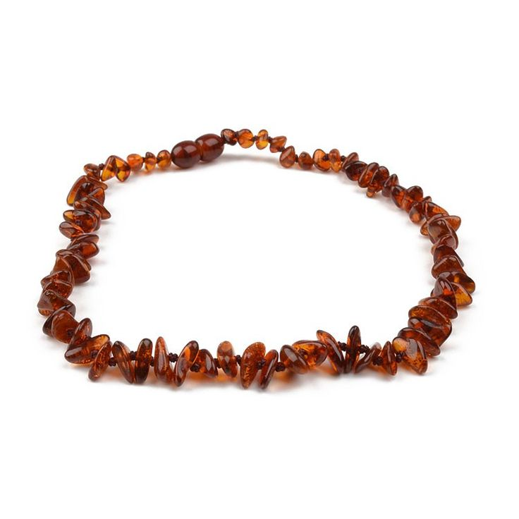 Amber Necklace For Teething Babies - Amber necklaces - Amber jewelry - Jewelry